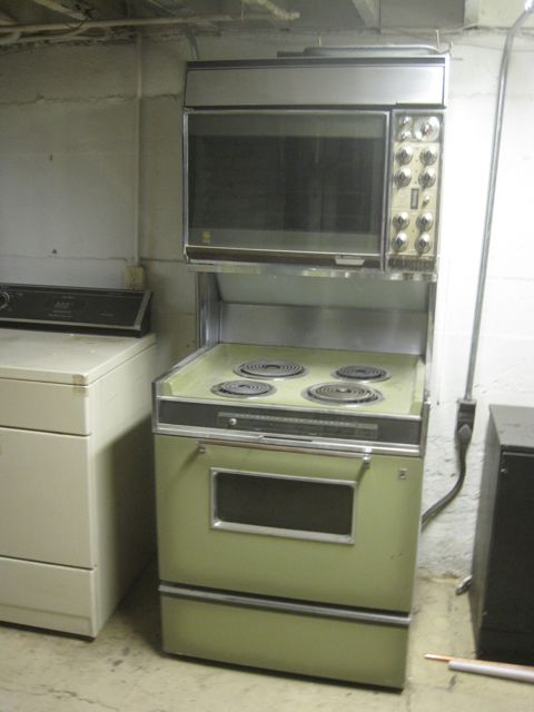 electric stoves  the ge
